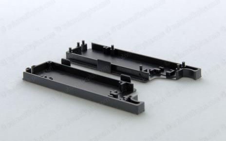 Injection molding dsl splitter casing