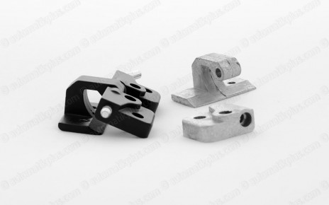 Zinc casting part | ZnAl4Cu1 | Zinc alloy casting | Zamak 5 | Furniture part